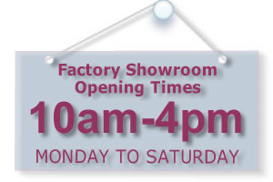 call into our blinds factory showroom